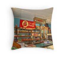 Gilbertsons Country Store-2 Throw Pillow