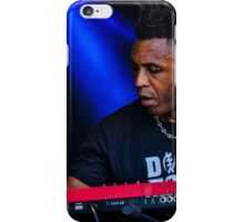 Omar works up a sweat at Love Supreme, 2015 iPhone Case/Skin