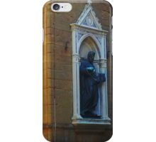 Florence Street Statues iPhone Case/Skin
