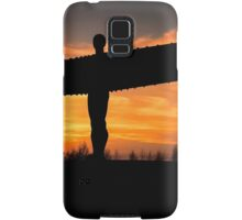 Angel of the North Samsung Galaxy Case/Skin
