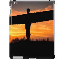 Angel of the North iPad Case/Skin