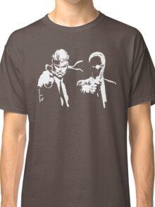 Metal Gear Fiction (Pulp Gear Solid) Classic T-Shirt