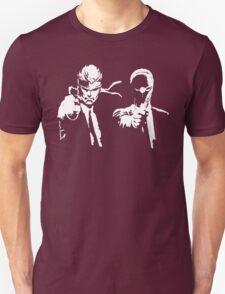 Metal Gear Fiction (Pulp Gear Solid) Unisex T-Shirt