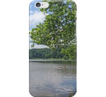 Lake Glacier iPhone Case/Skin