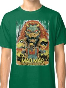 Mad Mar: Rainbow Road Classic T-Shirt
