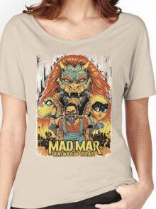 Mad Mar: Rainbow Road Women's Relaxed Fit T-Shirt
