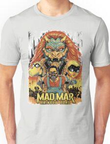 Mad Mar: Rainbow Road Unisex T-Shirt