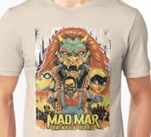 Mad Mar: Rainbow Road Unisex T-Shirt