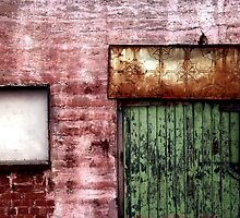 Old building facade, Richmond by Roz McQuillan
