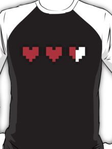 Zelda Heart Container T-Shirt