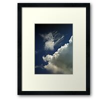 ©HCS Cirrus March And Cumulus IA. Framed Print