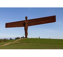 Angel of the North Photographic Print