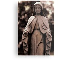 St. Joseph Catholic Cemetery - 4 Metal Print