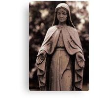 St. Joseph Catholic Cemetery - 4 Canvas Print