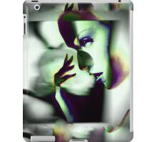 649b Woman iPad Case/Skin