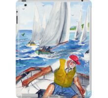 The Artist Leads The Pack... iPad Case/Skin