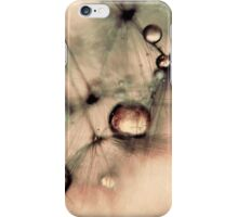 Droplets of gold iPhone Case/Skin