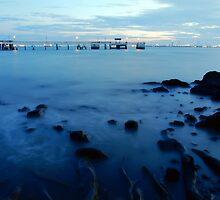 Icy Blue by ZaQQy J