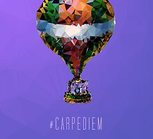 #carpediem by Happy Thoughts