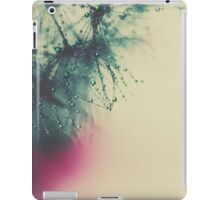 a touch of pink  iPad Case/Skin