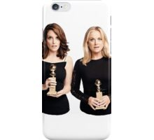 Tina and Amy iPhone Case/Skin