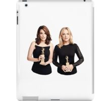 Tina and Amy iPad Case/Skin