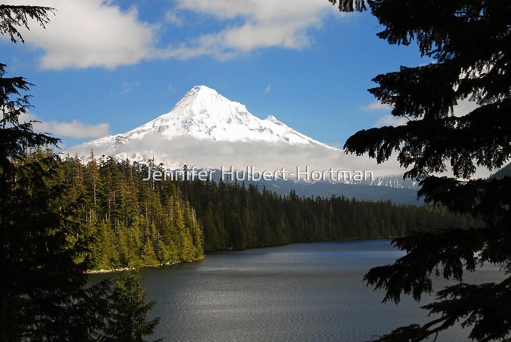 Mt Hood  by Jennifer Hulbert-Hortman
