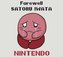 Farewell IWATA by miiky