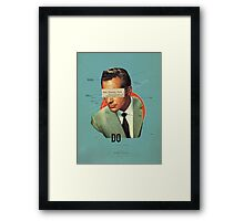 Do Framed Print