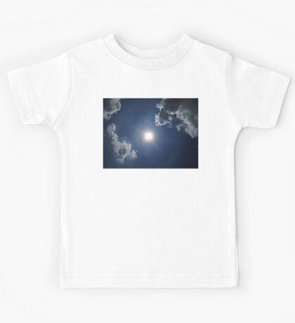 ©TSS The Sun Series LXII Halo IA. Kids Tee