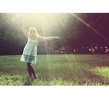 Dance of The Sun Photographic Print