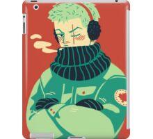 Zoro cpc iPad Case/Skin