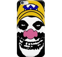 Misfit Wario iPhone Case/Skin