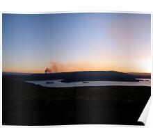 Lake Titicaca Poster