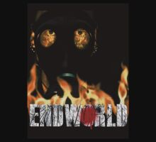 "Endworld ""none of us survived."" by Drummy"