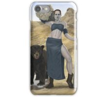 Stone Giant, part of the Giants series iPhone Case/Skin