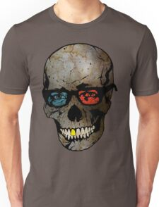 Life Seems Much More Exciting For Skullboy Since He Got A New Pair Of Glasses Unisex T-Shirt