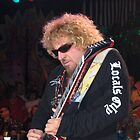 Sammy Hagar in concert in Tahoe by calgecko