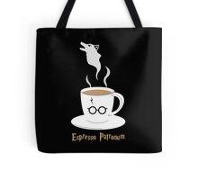 Espresso Patronum - Wolf Tote Bag