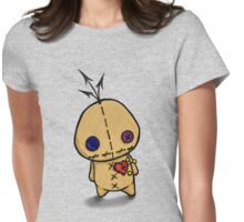 Grym Doll Womens Fitted T-Shirt