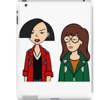 Daria + Jane iPad Case/Skin