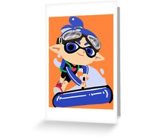 Inkling Boy Greeting Card