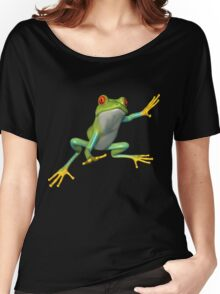 For The Love Of Frogs Women's Relaxed Fit T-Shirt