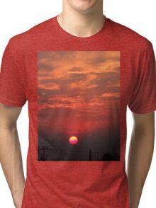 ©TSS The Sun Series LVIII IA. Tri-blend T-Shirt