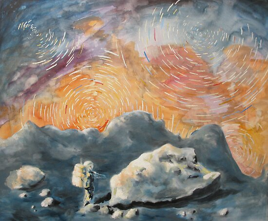 Wandering Companionless by Nick Swann