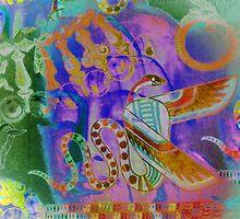 5734rb Buddha by AnkhaDesh