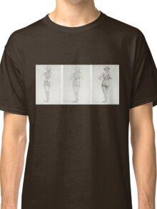 figure study Classic T-Shirt