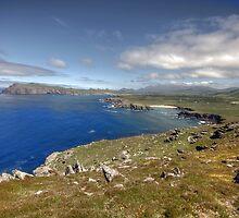 Slea Head Coastline by John Quinn