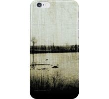 Down By The Lake iPhone Case/Skin