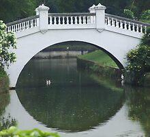 Reflection - Lake Gardens, Kuala Lumpur by BreeDanielle